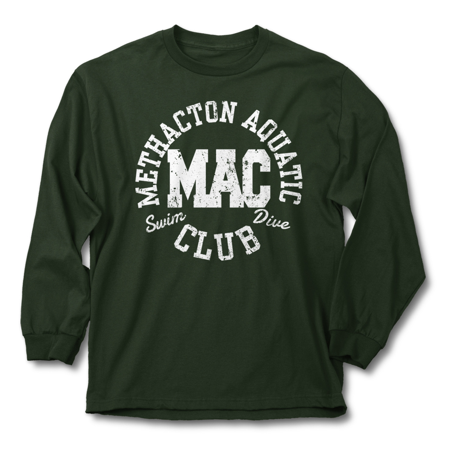 Mac Youth Long Sleeve Tee Double Click On Above Image To View Full Picture