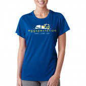 Eggspectation Ladies Kitchen Short Sleeve Tee