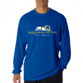 Eggspectation Mens Kitchen Long Sleeve Tee