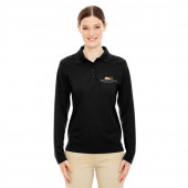 Eggspectation Ladies Bartender Long Sleeve Polo