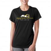 Eggspectation Busser Ladies Short Sleeve Tee