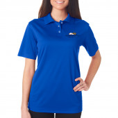 Eggspectation Ladies Server Short Sleeve Polo