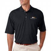 Eggspectation Mens Bartender Polo