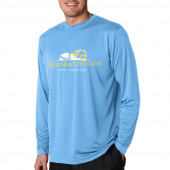 Eggspectation Mens Page Long Sleeve Tee