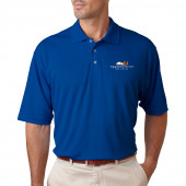 Eggspectation Mens Server Short Sleeve Polo