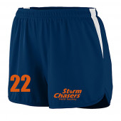 Storm Chaser - Ladies Rapid Pace Shorts