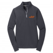 Storm Chaser - Ladies 1/4 Zip Wicking Pullover