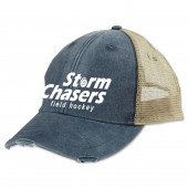 Storm Chaser - Distressed Trucker Cap