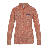 Storm Chaser- Coach - Ladies Zip Pullover